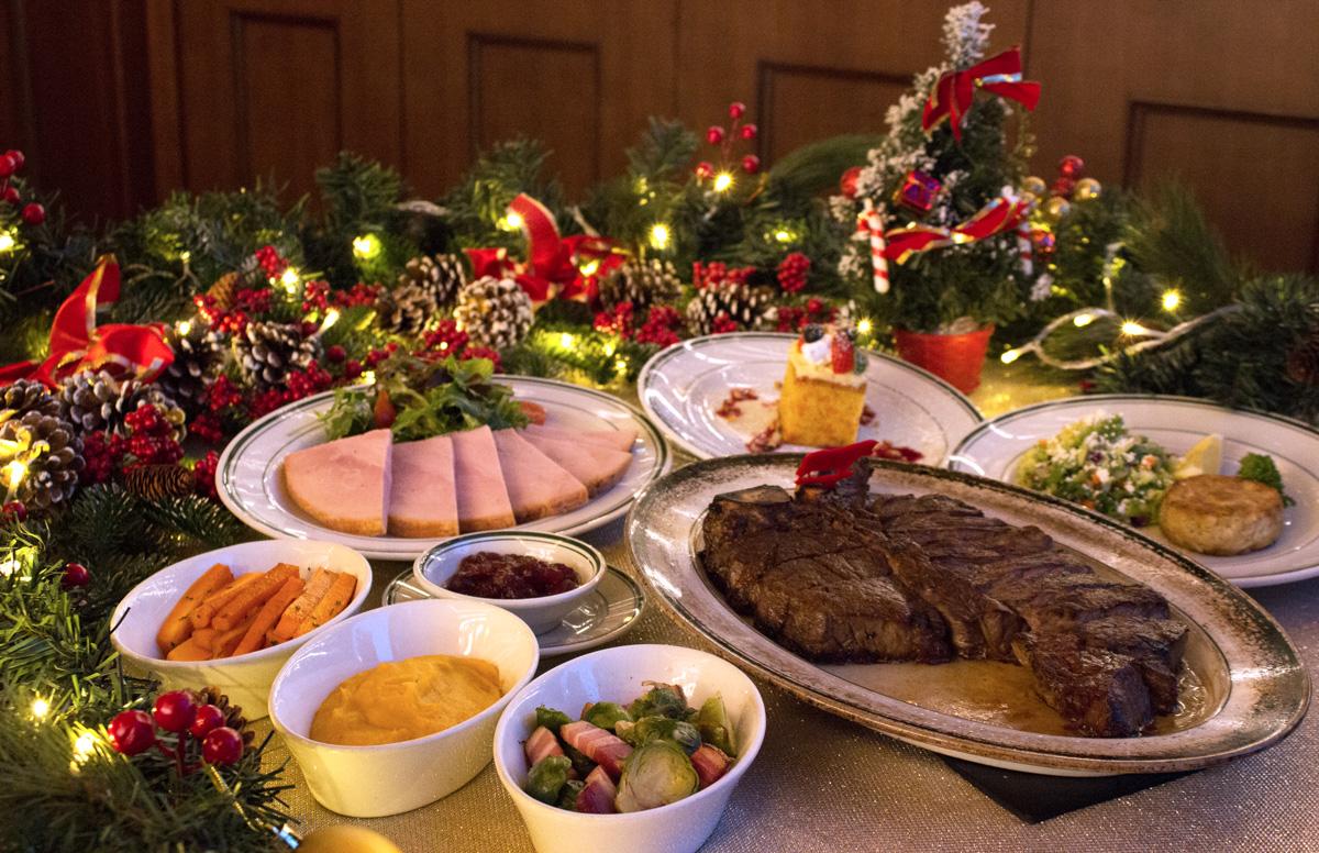 Christmas Set Menu and Christmas Brunch 2020